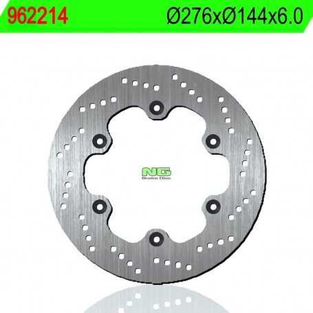 (173894) Disco Freno NG HONDA 1300 CB Super Four AÑO 03-05 Trasero Standard