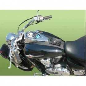 (54371) Cubredeposito Piel Estandar Harley Davidson Sportster Xlm/Xln/Xl 2005