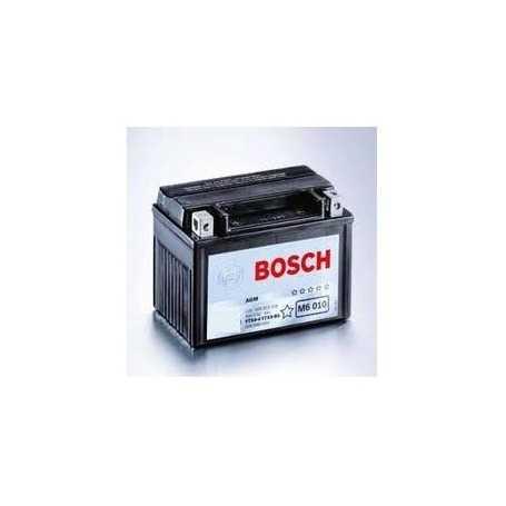 (161109) Bateria Moto Bosch YTX12-BS