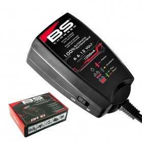 (192676) Cargador BateriaS Bs Charger 6/12V-1A Ba10 REF: 13756
