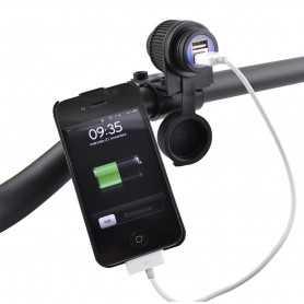 (233247) Cargador Usb 12V Para Telefonos Moviles REF: 18649