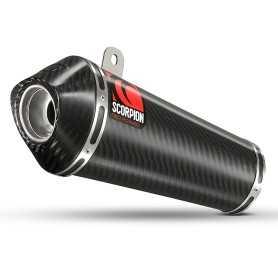 (202059) Escape Scorpion Power Cone Suzuki GSX-R 1000 (09-11) Carbono/Carbono Ref: 20827