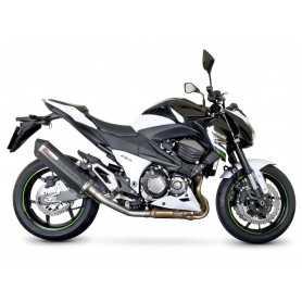 (202580) Escape Scorpion Serket Kawasaki Z800 (13-) Carbono Paralelo Ref: 20313