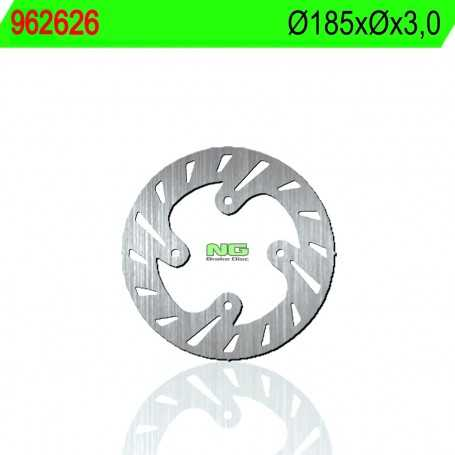 (169745) DISCO FRENO NG BETA EVO 2T 125CC AÑO 09-14 DELANTERO STANDARD