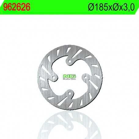 (169758) DISCO FRENO NG BETA REV 4T RACING 300CC AÑO 09 DELANTERO STANDARD