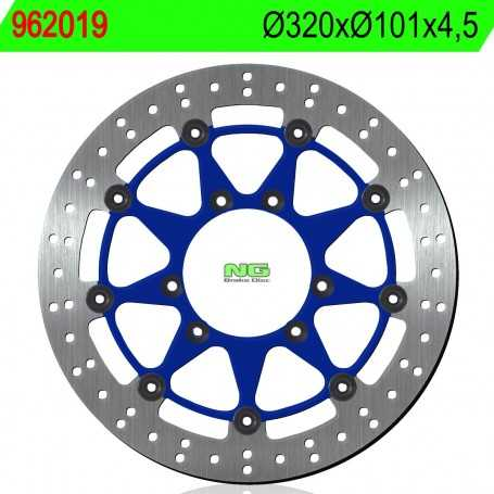 (173590) DISCO FRENO NG HONDA CRF R / X SUPERMOTO 450CC AÑO 14 DELANTERO FLOTANTE