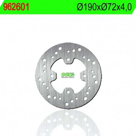 (173923) DISCO FRENO NG HONDA X8R-S SUPER SPORT (SZX- ) 50CC AÑO 98-04 TRASERO STANDARD