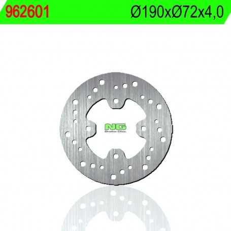(173924) DISCO FRENO NG HONDA X8R-X CROSS SPORT (SZX- ) 50CC AÑO 98-04 TRASERO STANDARD