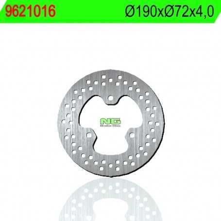 (173996) DISCO FRENO NG HONDA TRX R / ER 450CC AÑO 04-12 TRASERO STANDARD