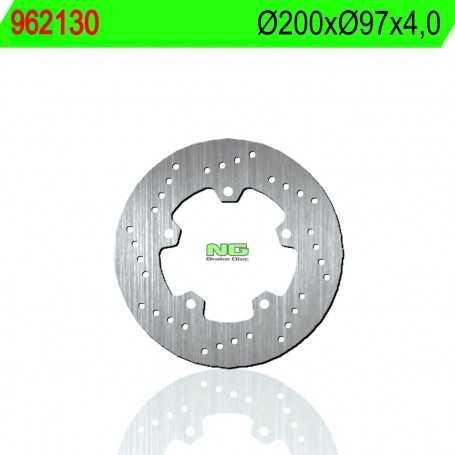 (178059) DISCO FRENO NG PIAGGIO SKIPPER ST4T 125CC AÑO 00 DELANTERO STANDARD