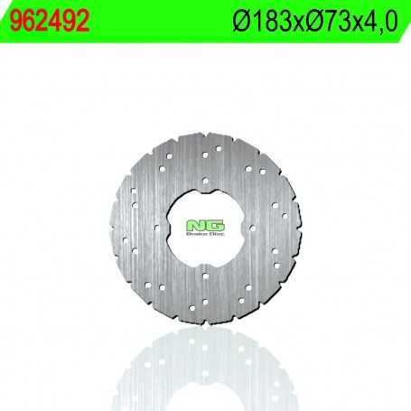(178381) DISCO FRENO NG POLARIS SCRAMBLER (4X4) 500CC AÑO 98-04 DELANTERO STANDARD