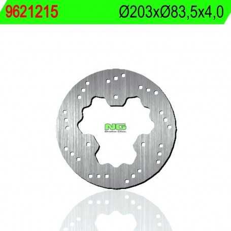 (178559) DISCO FRENO NG POLARIS SCRAMBLER (4X4) 500CC AÑO 05-09 TRASERO STANDARD