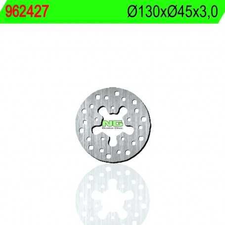 (178640) DISCO FRENO NG POLINI X3 SENIOR / X5 SENIOR 50CC AÑO 99-00 TRASERO STANDARD