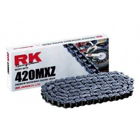 (270488) Cadena Kawasaki KX 100 AÑO 98 (RK 420MXZ 124 Eslabones) Ref.99424124