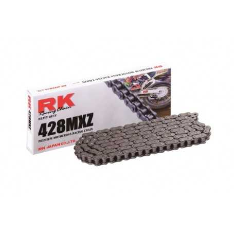 (270499) Cadena Kawasaki KX 100 AÑO 91-96 (RK 428MXZ 124 Eslabones) Ref.99426124