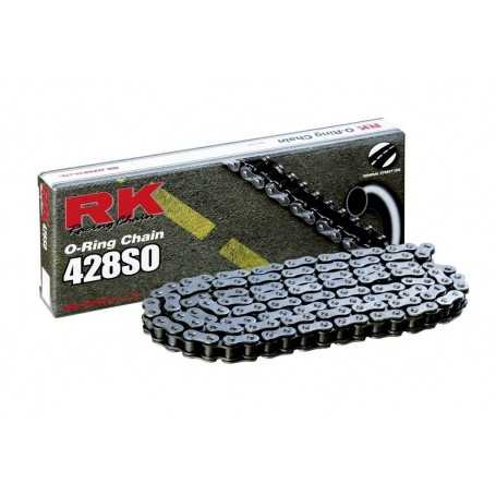 (270744) Cadena Yamaha YZF-R 50th Anniversary Edition 125 AÑO 12 (RK 428SO 132 Eslabones) Ref.99430132