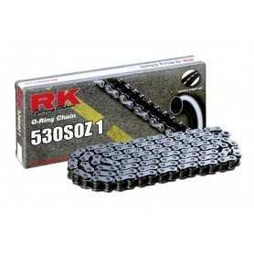 (275679) Cadena Moto RK 530SOZ1 con 116 eslabones negro