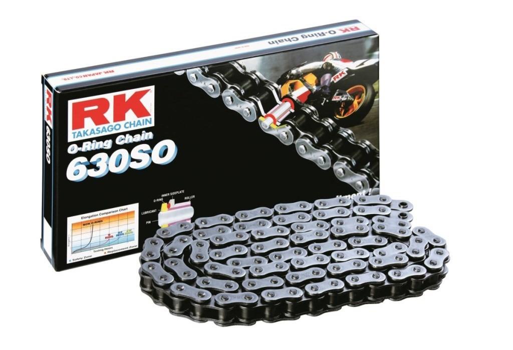 (267832) Cadena Kawasaki GPZ 750 AÑO 82 (RK 630SO 88 Eslabones) Ref.99434088