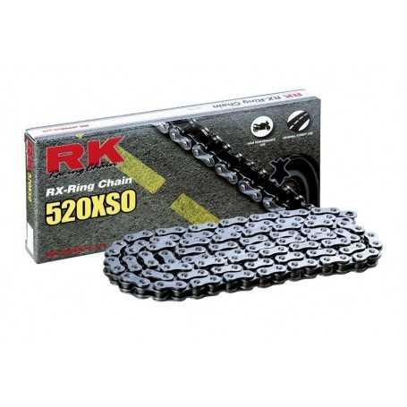 (270217) Cadena Honda CBR F 600 AÑO 11-12 (RK 520XSO 118 Eslabones) Ref.99439118
