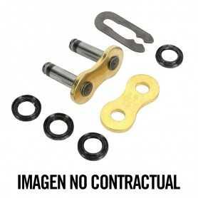 (239914) Enganche Cadena Moto RK Tipo Clip Para 420M