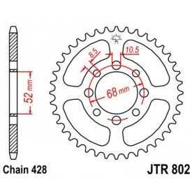 (281554) Corona JT 802 de acero con 34 dientes