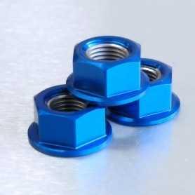 (369869) Tuerca De Aluminio Pro-Bolt 12Mm Azul Lspn12B