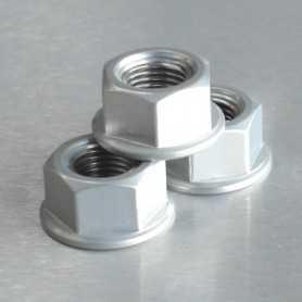 (369875) Tuerca De Aluminio Pro-Bolt 12Mm Plata Lspn12S