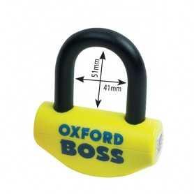 (406291) Candado Oxford Boss para disco de acero OF39