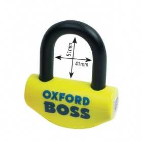 (406291) Candado Oxford Boss para disco de acero OF39