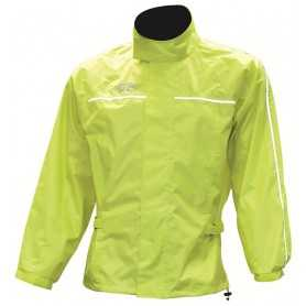 (406522) Chaqueta chubasquero fluorescente. T:2XL Oxford RM110 XXL