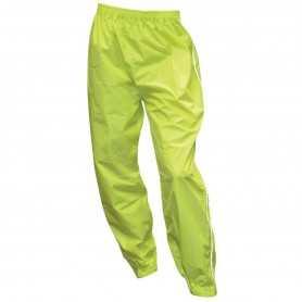 (406771) Pantalón chubasquero fluorescente. T/XL Oxford RM210