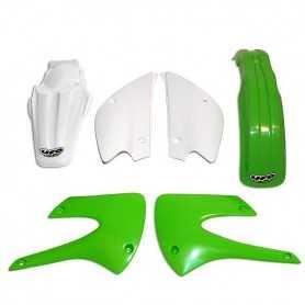 (415085) Kit plástica completo Kawasaki original KAKIT218-999