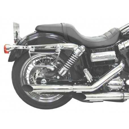 (54247) Soporte Para Alforjas Klick Fix Harley Dyna (Desde 2006)