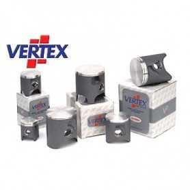 (421642) Piston Completo Vertex Bultaco Lobito 50 Año 96-06 (2T) Ø 39,86