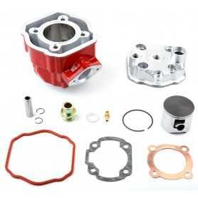 (423465) Cilindro Airsal (80cc Aluminio X Trem C/ Larga) DERBI SendaRacingR DRD 50 Año 06-13