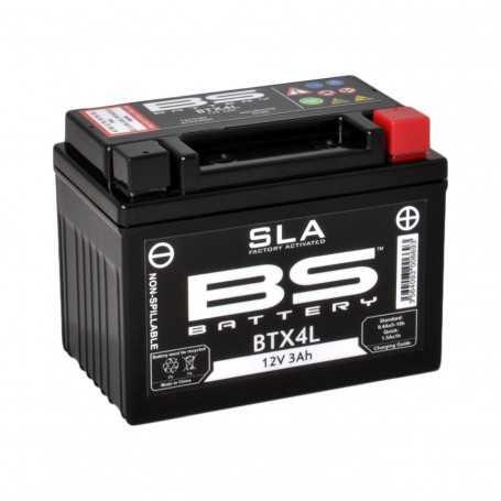 (428427) Bateria BS APRILIA Gulliver AC 50 Año 95-00 (BTX4L FA)