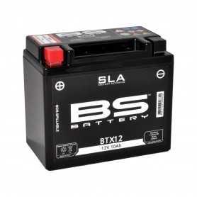 (428483) Bateria BS APRILIA Scarabeo Light 250 Año 06-08 (BTX12 FA)