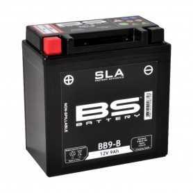 (428478) Bateria BS APRILIA Scarabeo 4T 50 Año 02-08 (BB9-B FA)