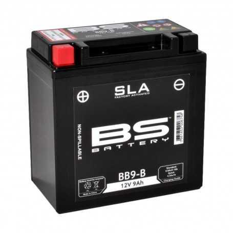 (428479) Bateria BS APRILIA Scarabeo 4T 50 Año 09-14 (BB9-B FA)