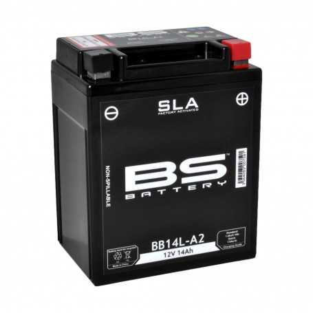 (428480) Bateria BS APRILIA Scarabeo 500 Año 03-06 (BB14L-A2 FA)