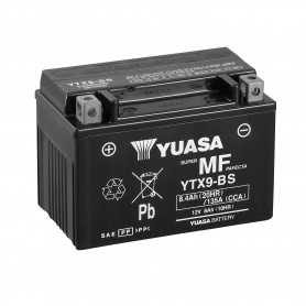 (432673) Bateria Yuasa MBK YP R Skycruiser 125 Año 06-09 (YTX9-BS)