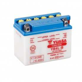(432677) Bateria Yuasa MBK YQ Nitro 50 Año 97-09 (YB4L-B)