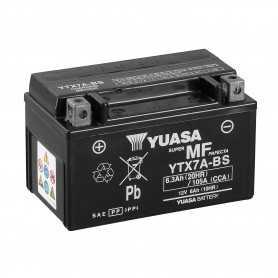 (432498) Bateria Yuasa KYMCO Agility City 125 Año 08-15 (YTX7A-BS)