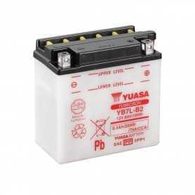 (432674) Bateria Yuasa MBK YP Skyliner 125 Año 98-05 (YB7L-B2)