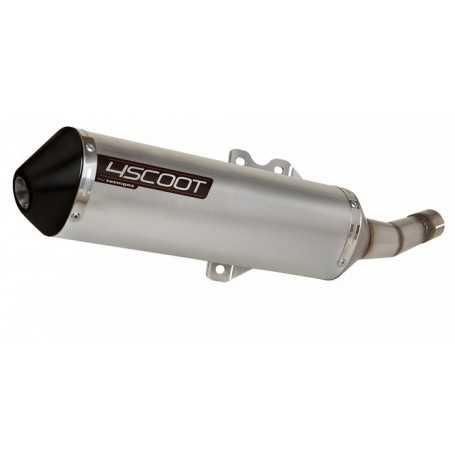 (193930) Escape Tecnigas 4SCOOT Aprilia Scarabeo 125/200 (Quasar Engine) HOMOLOGADO