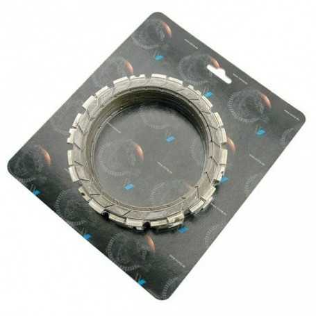 (204519) Kit Discos Embrague Tecnium SUZUKI TV Wolf 250 Año 88-90 (VJ21A)