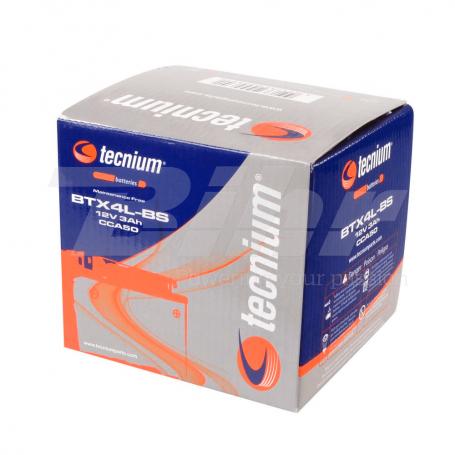(436753) Bateria Tecnium APRILIA SR Street 50 Año 03-12 (BTX4L-BS)