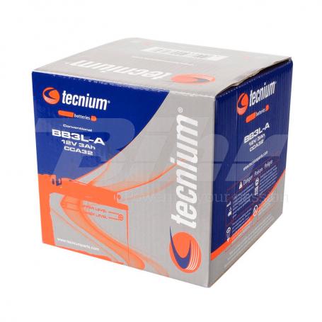 (438170) Bateria Tecnium YAMAHA XT 350 Año 85-00 (BB3L-A)