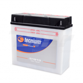 (438272) Bateria Tecnium BMW R50 S 500 Año 60-62 (51913)