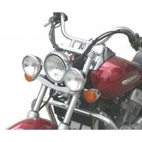 (54476) Soporte De Faros Honda Vt 125 Shadow